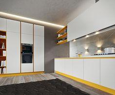 My Kitchen is Your Kitchen. Fenix Ntm, Divider, Interior, Kitchen, Room, Furniture, Design, Home Decor, Bedroom