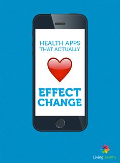 The 5 best apps to help you make real changes in your health.