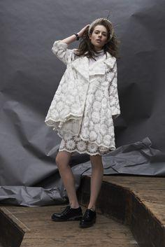 Super Simone | Rosie Tapner by Mel Bles for Twin Spring/Summer 2013