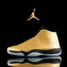 Jordan Future - Metallic Gold Coin fc4a40dbe