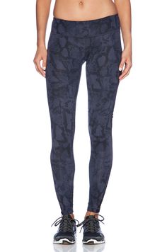 Vimmia Trinity Pant in Night Python! #REVOLVEclothing http://www.revolveclothing.com/vimmia-trinity-pant-in-night-python-black/dp/VIMR-WM10/