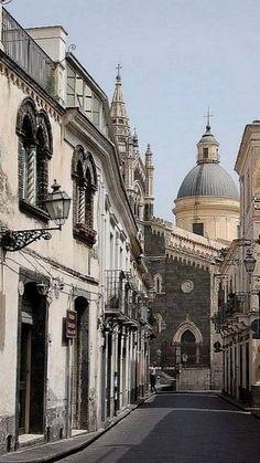 Randazzo, Sicily, Italy http://artncity.tumblr.com/post/99806150130/portofino-tempo-da-city-architecture