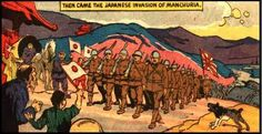 Manchuria's extensive land area and abundant natural resources such as iron and coal provided a ready solution to Japan's overpopulation problem and its need for raw materials to support its heavy industries, which focused on military equipment buildup. Japan seized Manchuria in 1931. Japan later moved into other countries in south Asia to ensure sufficient resources to maintain its self-sufficiency. For example, Japan needed oil from the Dutch East Indies in order to keep its industry and…