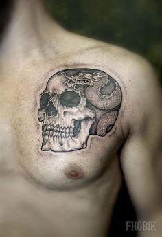 Facebook : Fhöbik Tattoo