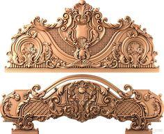 Good wood_sculpture for beds! Royal Furniture, Wood Bedroom Furniture, Gothic Furniture, Classic Furniture, Wooden Furniture, Vintage Furniture, Wooden Bedroom, Carved Beds, Wood Bed Design