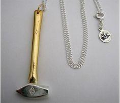 sledgehammer necklace