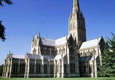 See Salisbury while visiting Stonehenge...