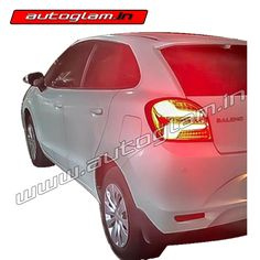 Looking for Maruti Suzuki Baleno LED Tail Lights? Spice it up with Autoglam LED Tail Lights. These are plug and play and it gives wonderful rear look to the car. Led Tail Lights, Projector Headlights, Car Accessories, Spice Things Up, Stuff To Buy, Style, Auto Accessories, Stylus, Car Gadgets