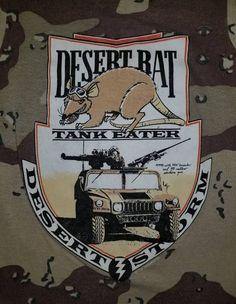 Vintage Sun Sportswear Desert Storm War Rat Tank Eater Hummer Humvee Kids Graphic Camo Single Stitch Basketball Jersey, Football Jerseys, American Legions, Florida Gators Football, Great Horned Owl, Best Wear, Hummer, Rat, Sportswear