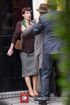 Picture - Jessica raine London United Kingdom, Monday 29th September 2014 | Photo 4390414 | Contactmusic.com Tommy and Tuppence
