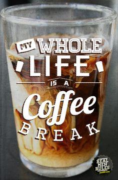 Coffee, Coffee, Coffee from TypeJunkie