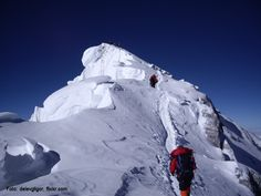 Mount Everest, Sacred Mountain, Extreme Sports, Mountaineering, Sky High, Tibet, Nepal, Wonders Of The World, Climbing