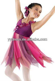 Niños encantadores Ballet del vestido del baile lírico en Ballet de Creativa y Especial en AliExpress.com | Alibaba Group