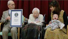 Misao Okawa – World's oldest woman turns 115!
