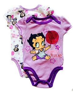 Betty Boop Girls Rule 2 Pk Bodysuits(size 0/3 Months), http://www.amazon.com/dp/B00LEU1JT6/ref=cm_sw_r_pi_awdm_Db5Vtb14M6E9N
