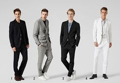Summer Tailoring Guide: Suits, Polos, and Accessories: What to Wear Now : Details