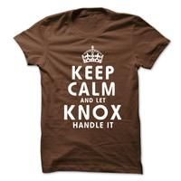 Keep Calm and Let KNOX Handle It