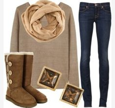 Time for WINTER #cutewinteroutfit