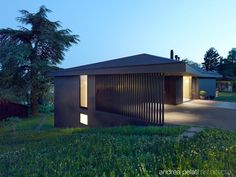 Gallery of MIV Villa / Andrea Pelati Architecte - 8