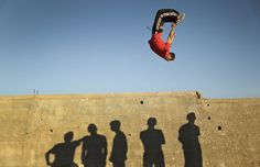 wallpapers free parkour