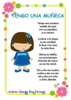 Spanish Classroom Activities, Learning Time, Kids Songs, Spanish Language, Nursery Rhymes, First Grade, Puerto Rico, Preschool, Baby Kids