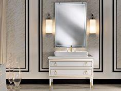Top Italian bathroom furniture with a classic design ideas - Wall Mirrors Entryway, Small Wall Mirrors, Lighted Wall Mirror, Vanity Wall Mirror, Rustic Wall Mirrors, Living Room Mirrors, Mirror Bedroom, Mirror Set, Mirror Ideas