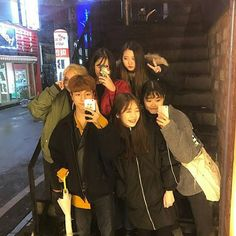 ulzzang friends