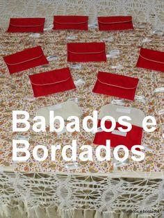 Babados & Bordados: Necessaires !