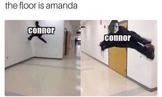 Who actually sided with Amanda I'm throwin hands