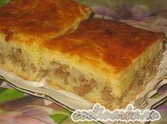 16 Ideas breakfast fast baking for 2019 Savory Pastry, Savoury Baking, Ukrainian Recipes, Russian Recipes, Baking Recipes, Dessert Recipes, Russian Desserts, Quiches, Vegetarian