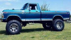Big Ford Trucks, 1979 Ford Truck, Classic Ford Trucks, Ford 4x4, 4x4 Trucks, Cool Trucks, Trucks And Girls, Old Fords, Ford Motor Company