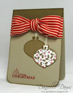 Contempo Christmas by ddaws - Cards and Paper Crafts at Splitcoaststampers