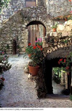 El pasado que perdura: Provence, Francia.