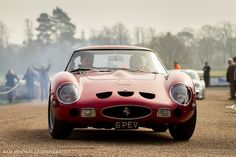Ferrari 250 GTO..... Just wow