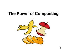 The Power of Composting