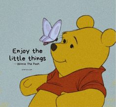 Winnie The Pooh Quotes - The Ultimate Inspirational Life Quotes - Winne The Pooh Quotes, Piglet Quotes, Cute Winnie The Pooh, Winnie The Pooh Friends, Ratatouille Disney, Cute Quotes, Funny Quotes, Bff Quotes, Friend Quotes