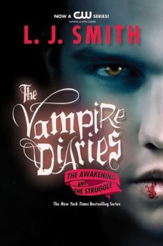The Awakening is the first of four novels in L.J Smith's popular Vampire Diaries series. Written for the Young Adult (YA) market and originally published in the early The Vampire Diaries were re-released by HarperTeen last year Vampire Diaries Stefan, Vampire Diaries Book Series, Vampire Series, I Love Books, Great Books, Books To Read, My Books, Teen Books, Amazing Books