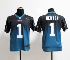 NFL Jersey's Youth Carolina Panthers Colin Jones Pro Line Team Color Black Jersey