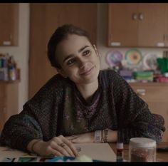 Lily Collins as Ellen To The Bone Divas, To The Bone Movie, Bones Quotes, Innocent Girl, Wattpad, Female Actresses, Anorexia, Aesthetic Gif, Role Models