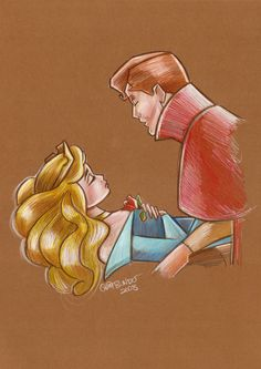 Sleeping beauty of Disney by joaquimbundo.deviantart.com on @DeviantArt