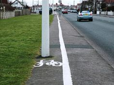 London Cycling Campaign | World's worst cycle lanes? Post yours on the Guardian blog