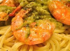 ⇒ Bimby, le nostre Ricette - Bimby, Pasta, Zucchine e Gamberi