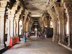 Is filled with beliefs Srirangam in Tamil Nadu