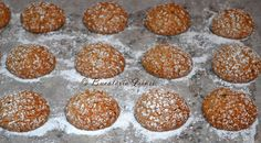 Pricomigdale - reteta de baza ~ Bucataria Irinei... Biscotti, Muffin, Sweets, Cookies, Chocolate, Breakfast, Desserts, Food, Knits