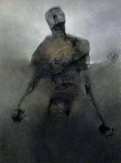 #art #beksinski