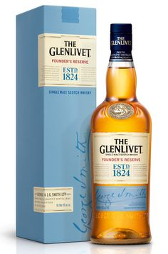 The Glenlivet Founders Reserve.