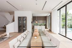 Todd Michael Glaser Miami developer and owners repnew luxury home at 6411 Allison Road Beach House, Interior Design, House Interior, Luxury Homes, Furniture, House, Interior Architecture, Home, Miami Houses