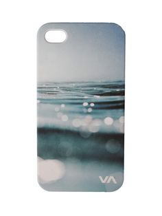 RVCA iPhone case ... I love this !!!