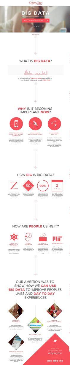 Web design big-data