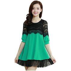 Partiss Damen Stilvoll Patchwork Lace Sommerkleid Spitzenkleid Ballkleid Abendkleid Partiss http://www.amazon.de/dp/B00VSPCKDQ/ref=cm_sw_r_pi_dp_prHjvb194KGTG